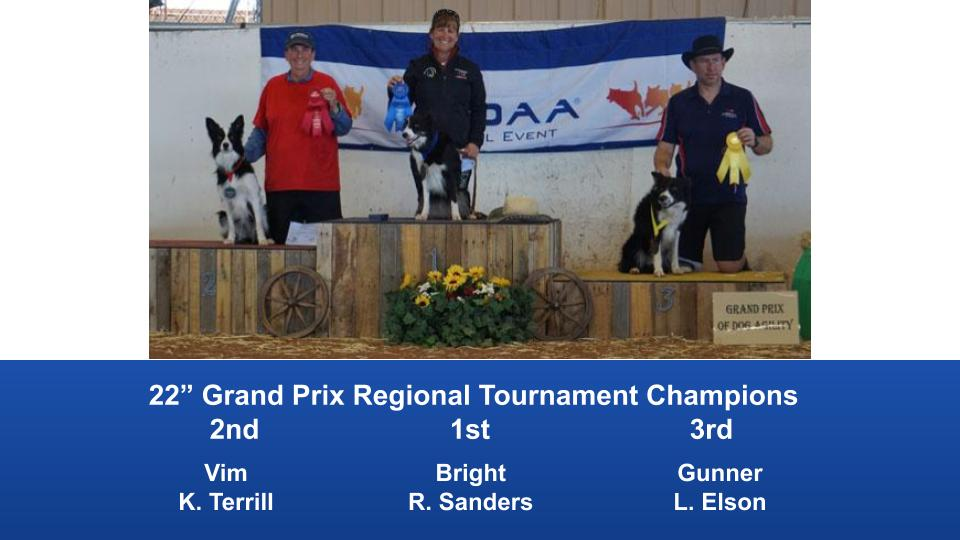 The Wild West Regional 2019 March 8-10 Queen Creek, Arizona Grand Prix & Performance Grand Prix Regional Tournament Champions (2)