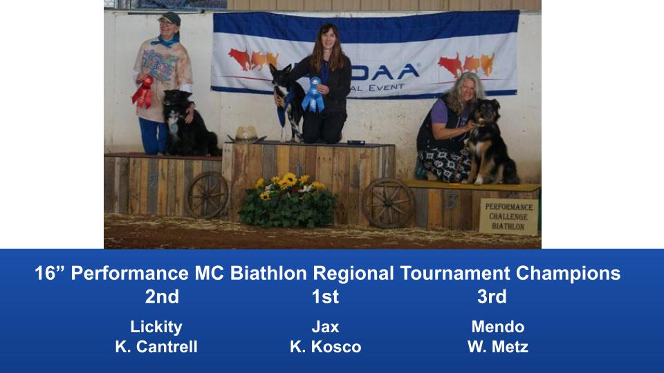 The Wild West Regional 2019 March 8-10 Queen Creek, Arizona MCBiathlon and Performance MCBiathlon Champions (8)
