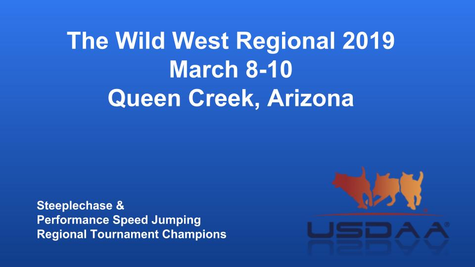 The Wild West Regional 2019 March 8-10 Queen Creek, Arizona Steeplechase & Performance Speed Jumping Tournament Champions (1)