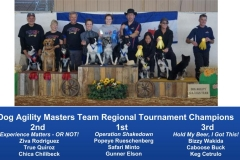 The Wild West Regional 2019 March 8-10 Queen Creek, Arizona DAM Team and PVP Champions (1)