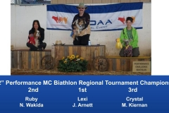 The Wild West Regional 2019 March 8-10 Queen Creek, Arizona MCBiathlon and Performance MCBiathlon Champions (10)