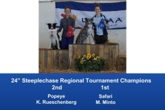 The Wild West Regional 2019 March 8-10 Queen Creek, Arizona Steeplechase & Performance Speed Jumping Tournament Champions (2)